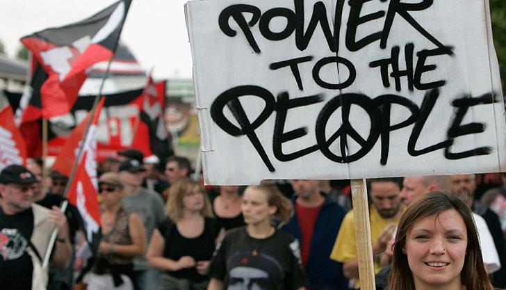 UK Porn Protest