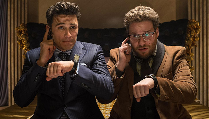 Hustler is Making a Porn Parody of 'The Interview'