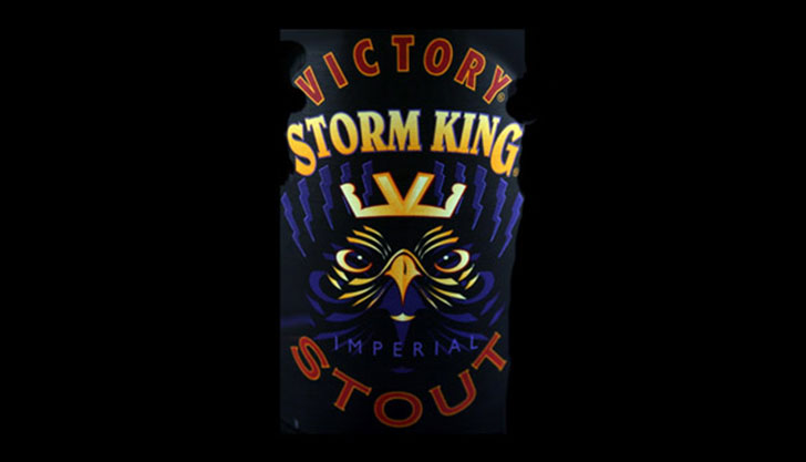 Henry Deltoid's Beer Review: Victory Storm King