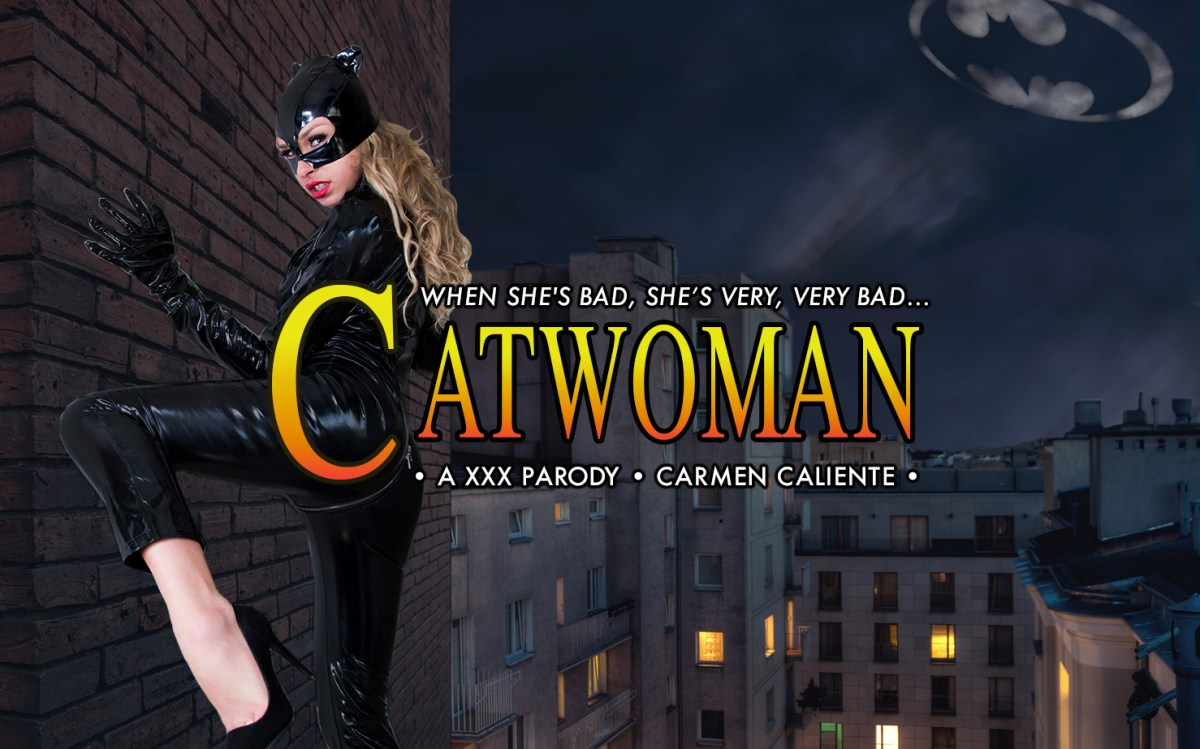 cosplay tuesday: catwoman xxx exclusive pics
