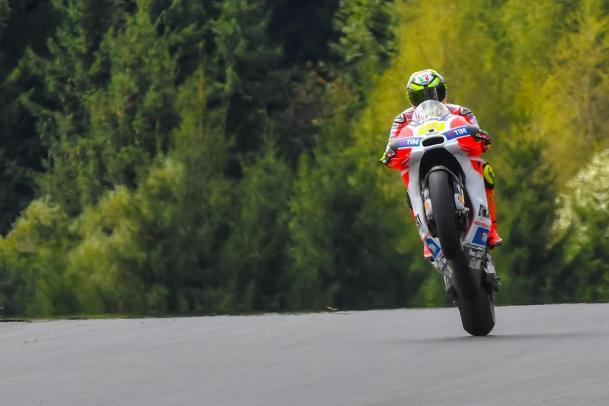 A. Iannone - Austria '16 / motogp.com