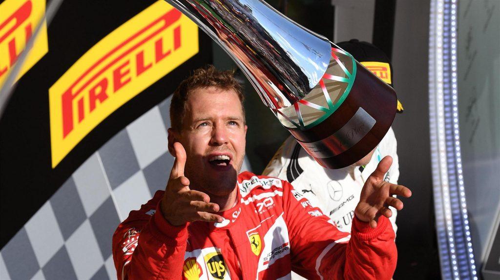 La F1 de vacaciones con Vettel como líder - Sexto Anillo
