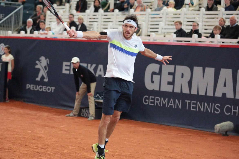 Leo Mayer dio el primer paso en Hamburgo