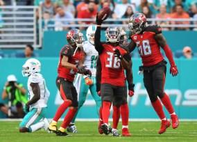 FÚTBOL AMERICANO - AFC Este Week 11: Miami y Buffalo no levantan cabeza mientras los Patriots estuvieron de fiesta en México