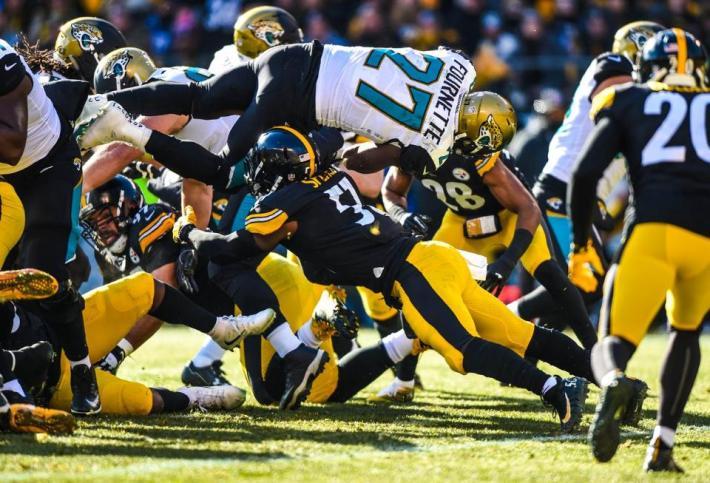 Jaguars dan la campanada y dejan fuera a Steelers - Sexto Anillo