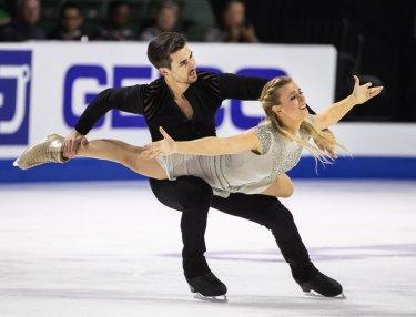 Madison Hubbell y Zachary Donohue / Dean Rutz