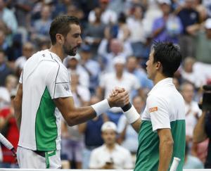 Estadística avanzada en tenis parte 2. Cilic vs Nishikori