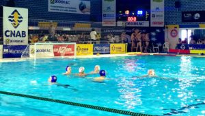 Waterpolo: Piscina de At. Barceloneta