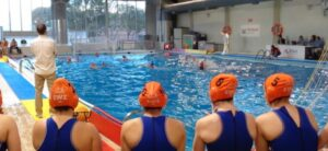 zaragoza, bomberos, piscina, ewz, waterpolo