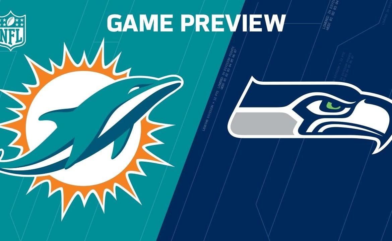 Dolphins vs Seahawks