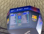 Liceo gana al Barça