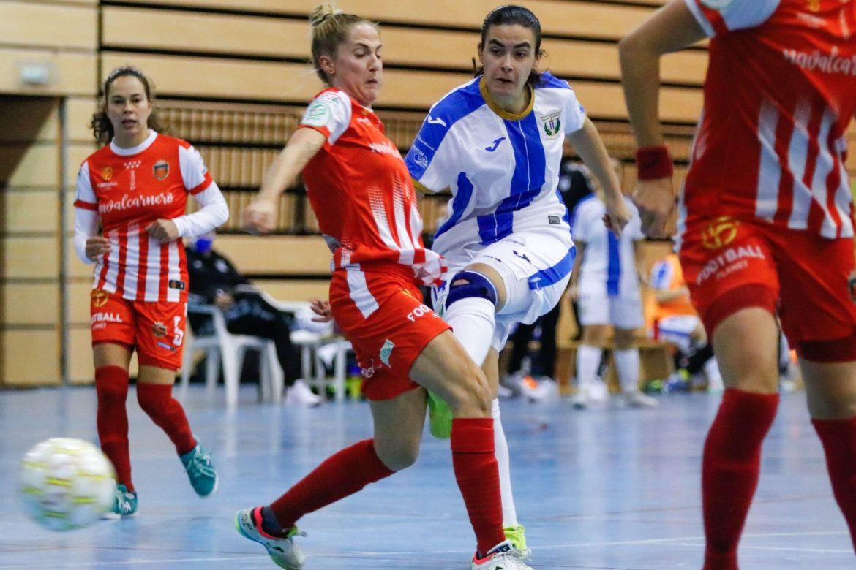 CD Leganés Femenino vs Futsi Atlético Navalcarnero