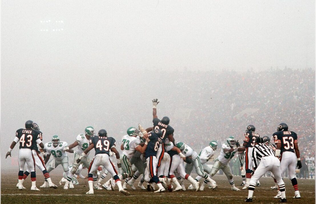 The Fog Bowl