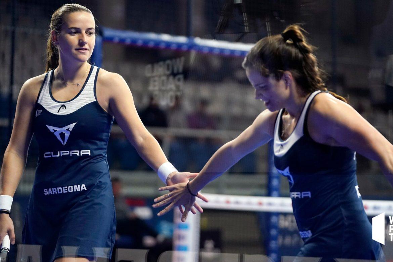 Ari Sánchez y Paula Josemaría