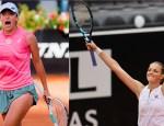 Iga Swiatek y Karolina Pliskova jugarán la final en Roma