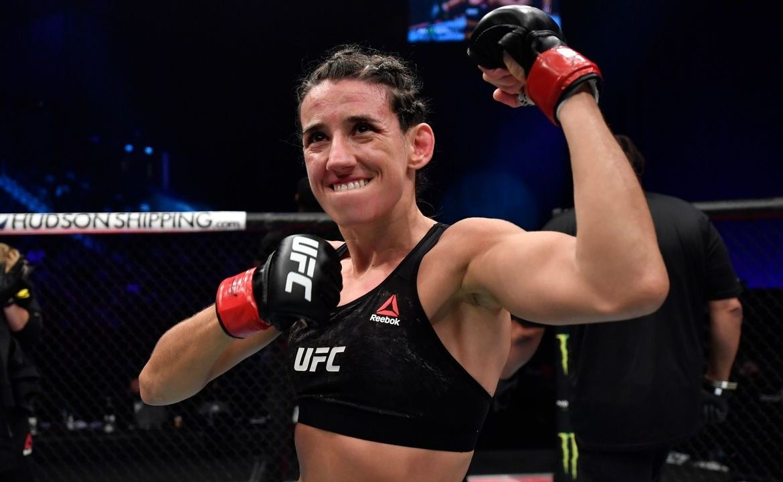 Marina Rodríguez derrota a Waterson