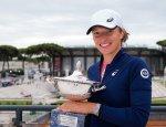Swiatek campeona de Roma WTA