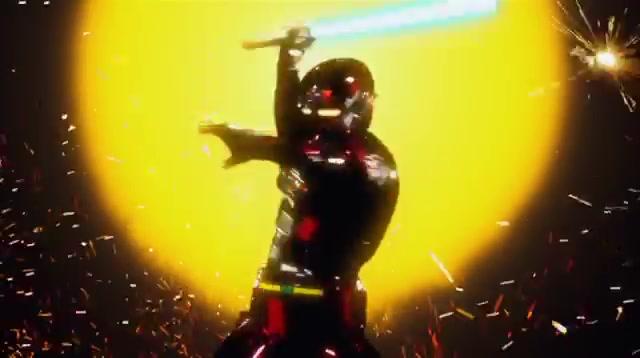 Laser Blade Sharivan