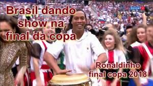 %name ronaldinho final copa 2018