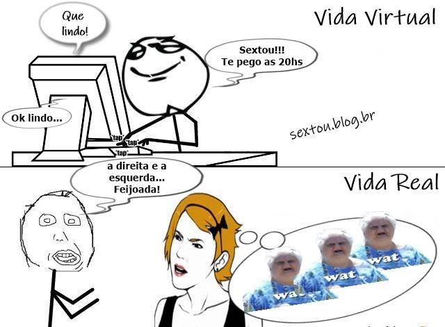 Vida Real x Vida Virtual