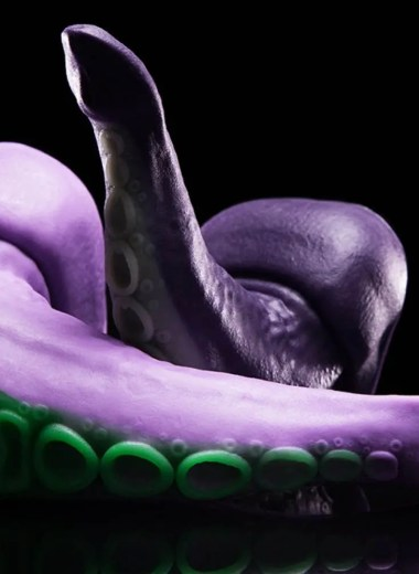 5 Most Unique (and Body-Safe) Dildos You'll Ever See