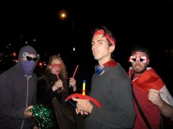 Fringebuzz superheros