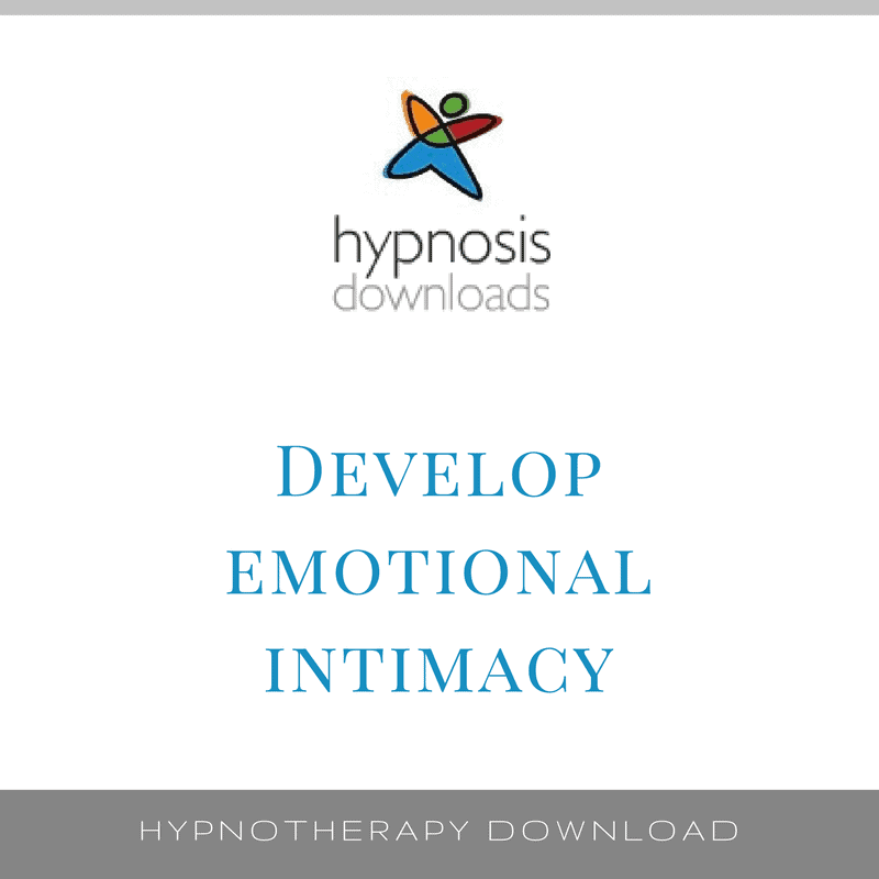 learn how to develop emotional intimacy