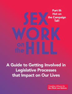 thumbnail of Advocacy Guide PART III English
