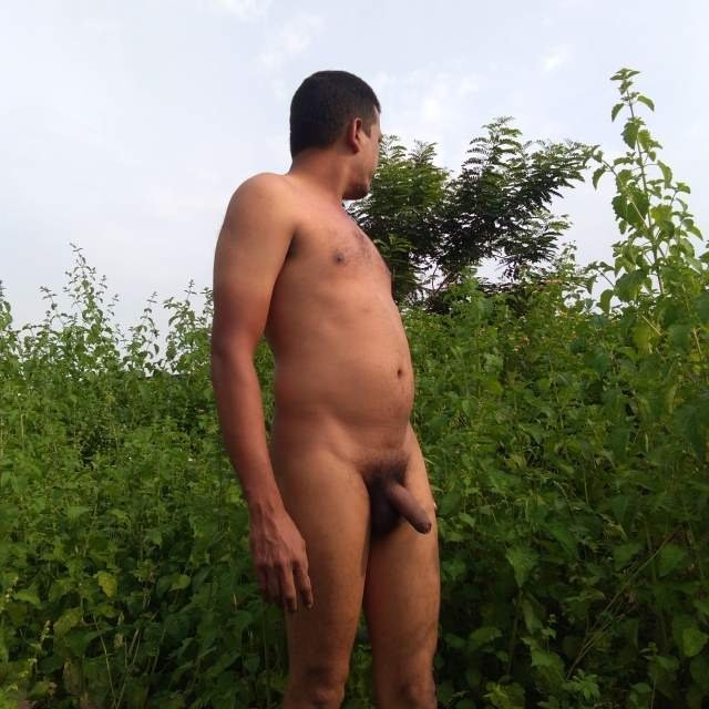 naked indian male
