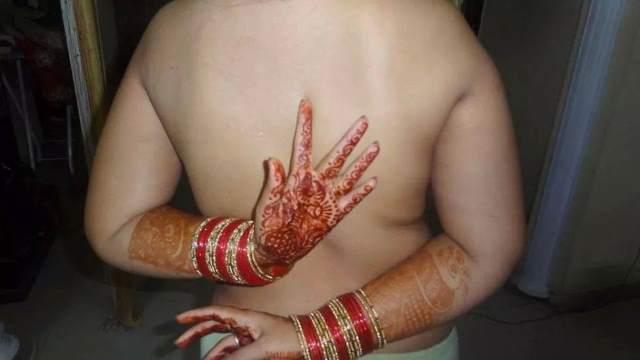 bhabhi ki nude back