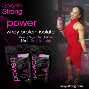Sexy-Strong Power Protein Supplement