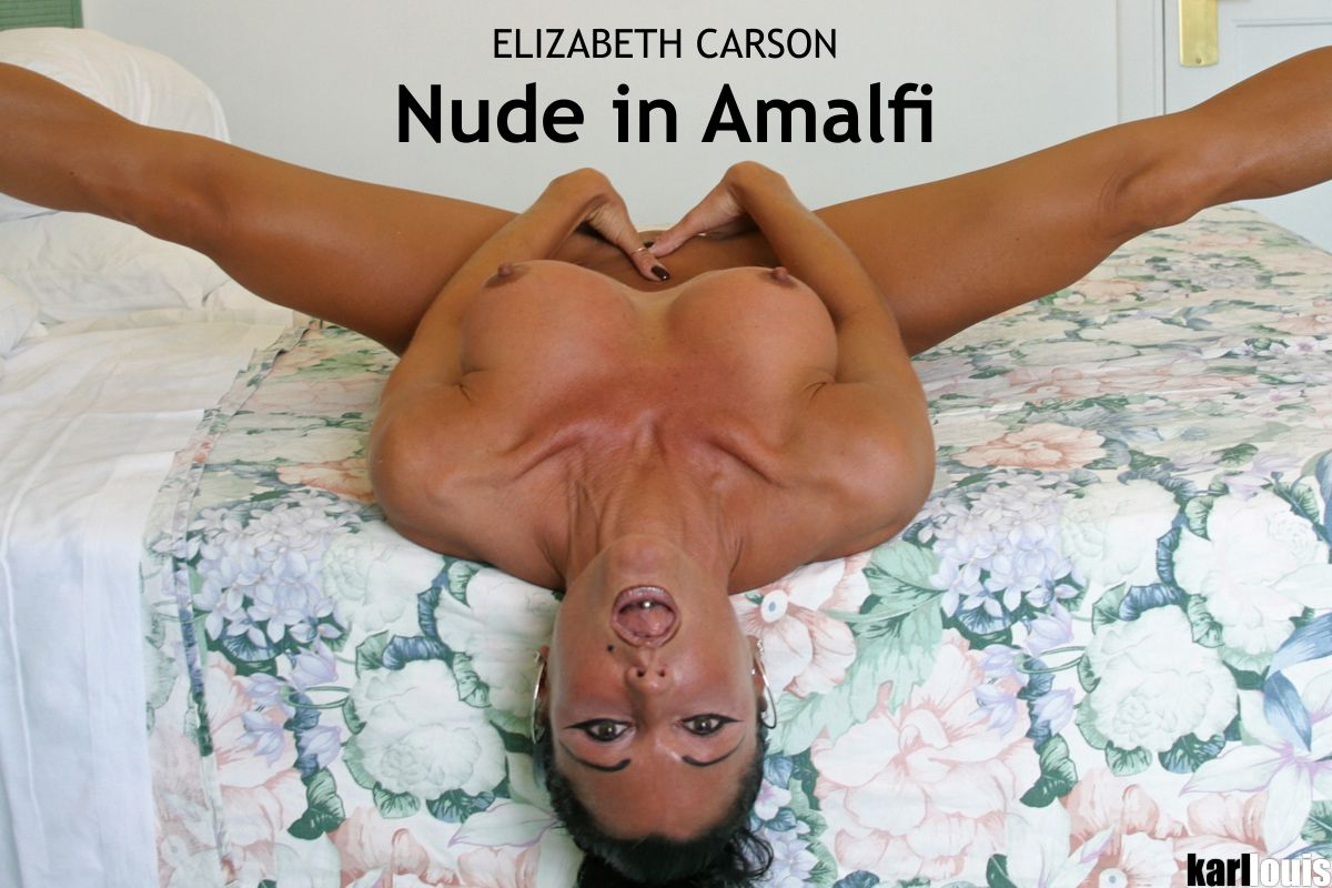 Elizabeth Carson - Nude in Amalfi