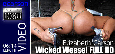 Elizabeth Carson Wicked Weasel FULL HD
