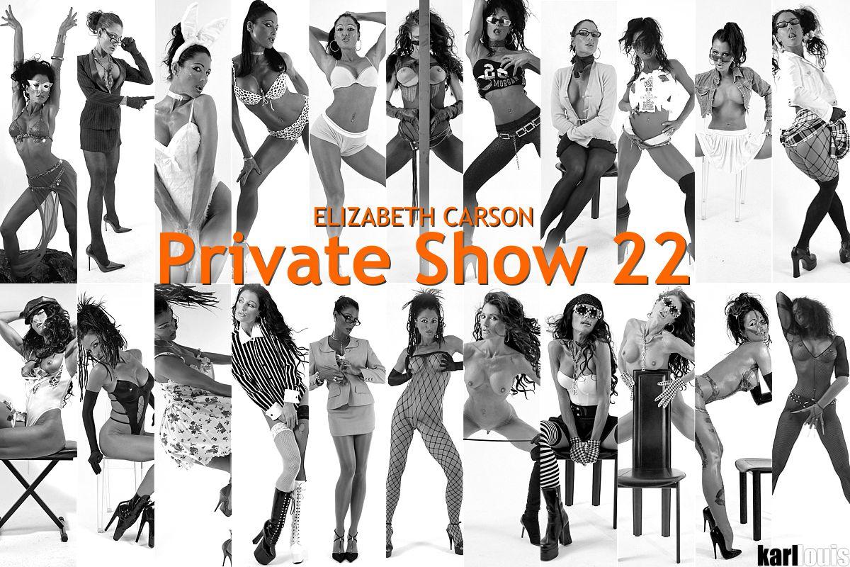 Elizabeth Carson Private Show 22