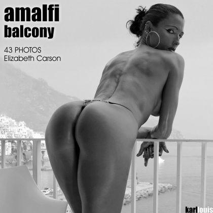 Elizabeth Carson - Amalfi Balcony
