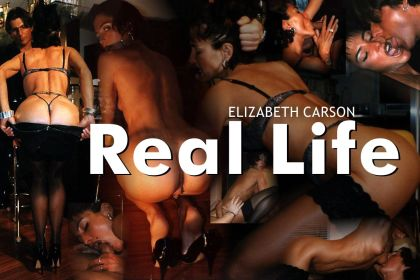 Elizabeth Carson Real Life Pictures