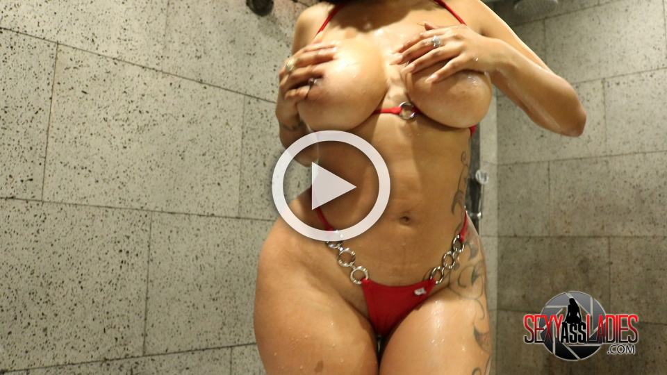 Shakka Fernandez nude video