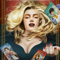 Showing off the cover for SPELLBINDING: Tales from the Magic University @ceciliatan