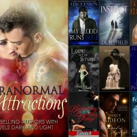 Vampires, sexy ghosts, gargoyles, mummy's curses and a secret magical society #boxset