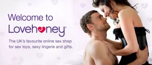 Lovehoney Exclusive Promotions in April 2016