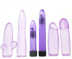 simply pleasure vibrator kit