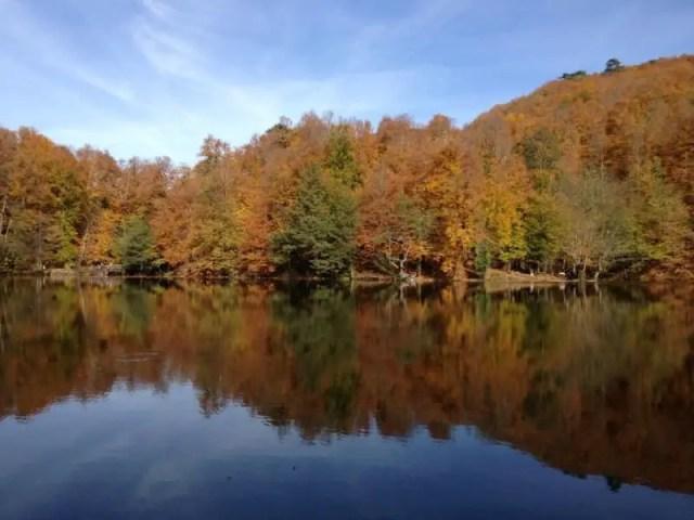 Yedigöller Göl