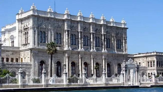 Image result for Dolmabahçe Sarayı