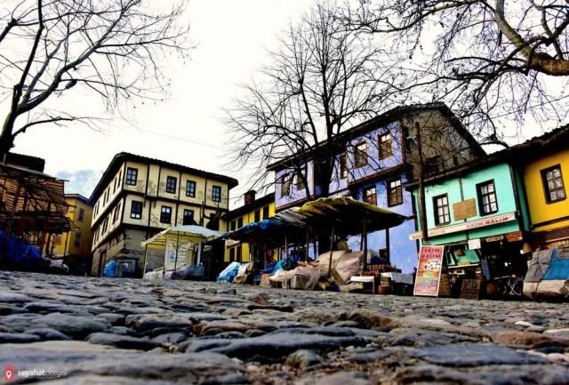 Cumalıkızık Köyü İstanbul'a Yakın Tatil Yerleri