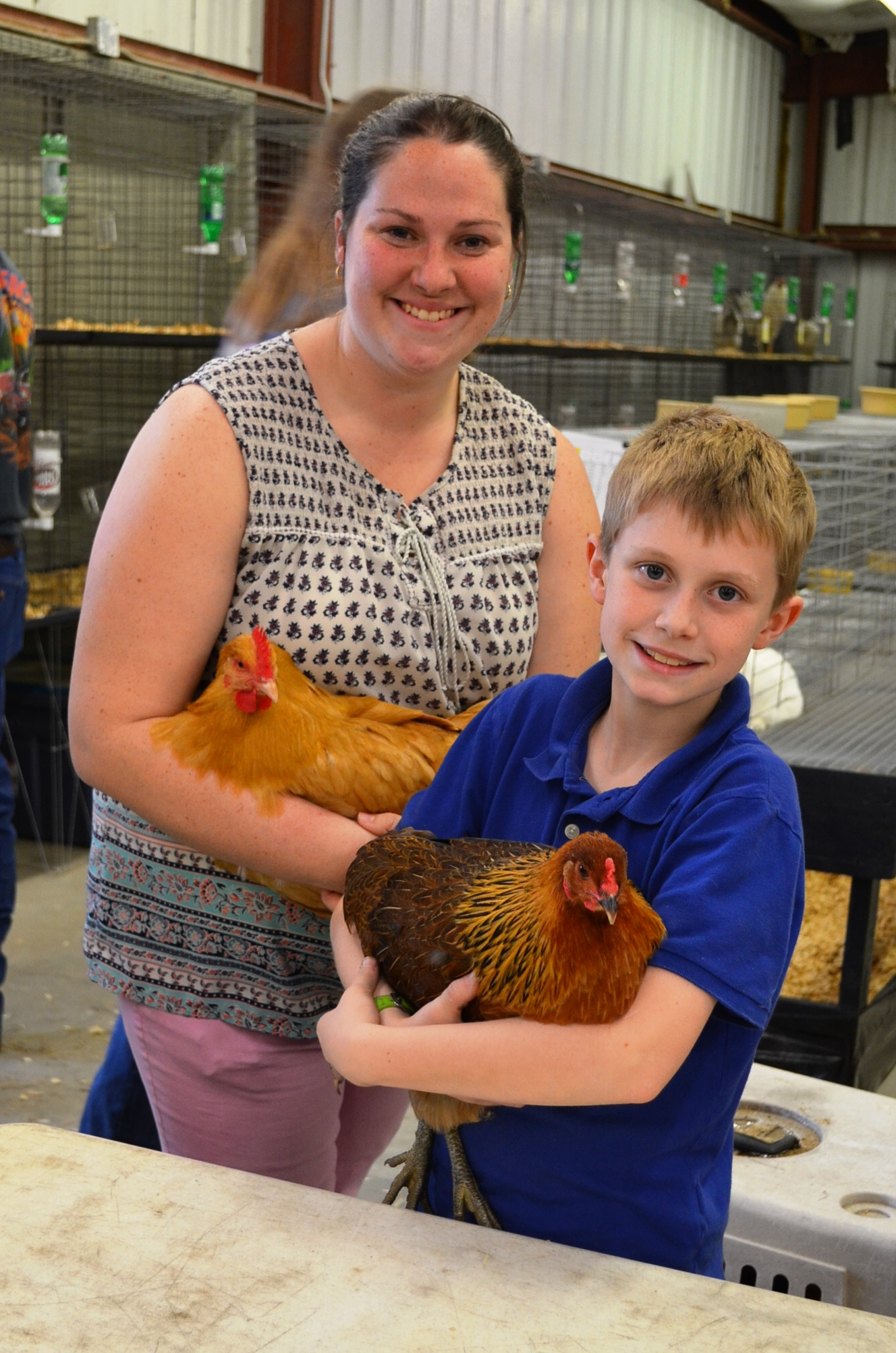 Chicken Southeastern Youth Fair