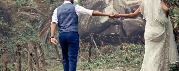 Weddings: Federico & Sarah