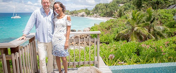 Honeymoon: Jens & Janice