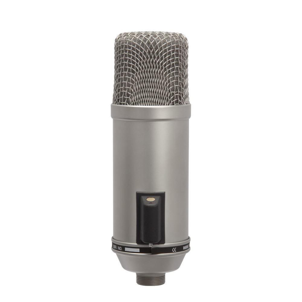 RODE BROADCASTER Microphone studio de radio, cardioÏde