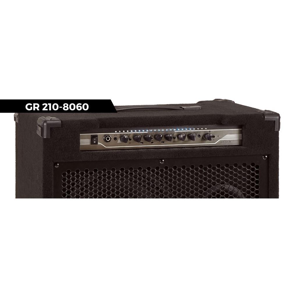 GR BASS GR210-8060 BLK