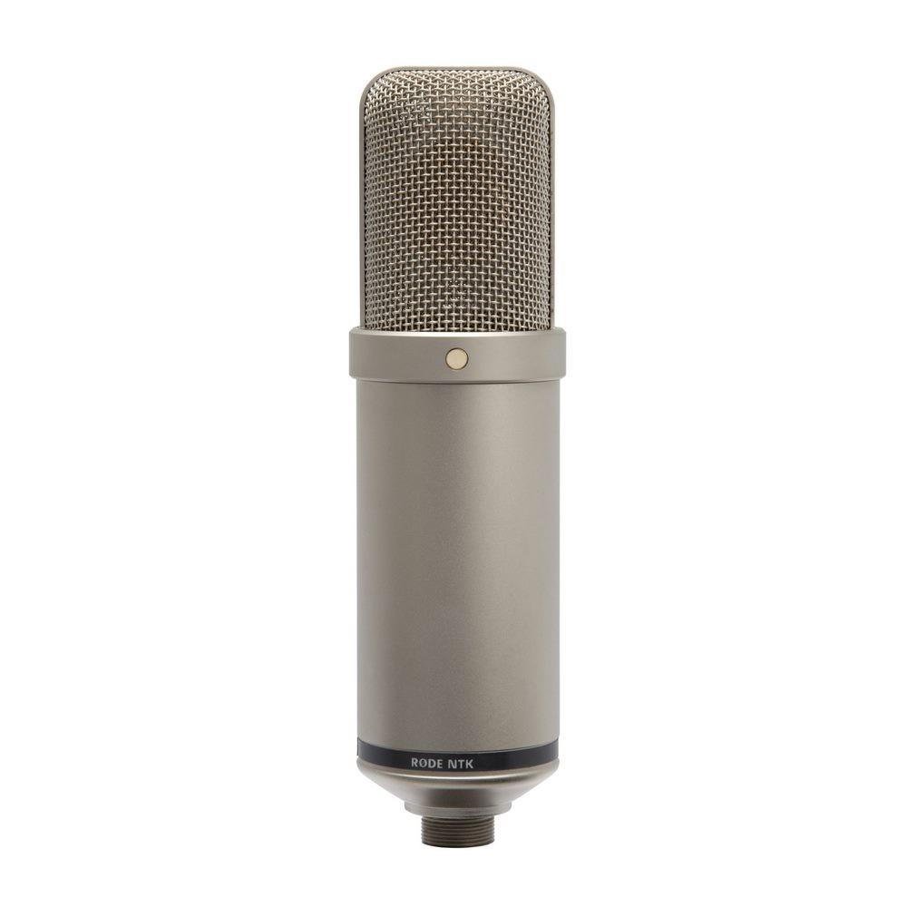 RODE NTK Microphone à lampe
